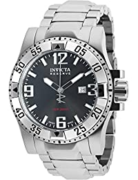 Invicta Reserve 50mm Excursion Swiss Made Quartz Stainless Steel Bracelet Watch (90052)