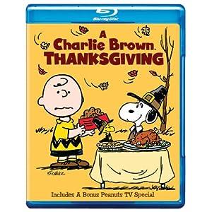 A Charlie Brown Thanksgiving [Blu-ray] (2010)