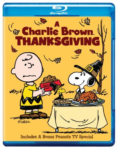 A Charlie Brown Thanksgiving [Blu-ray] -