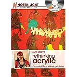 Patti Brady's Rethinking Acrylic - Encaustic Effects with Acrylic Paint