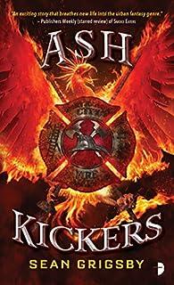 Book Cover: Ash Kickers