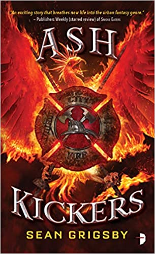 Amazon Fr Ash Kickers Sean Grigsby Livres