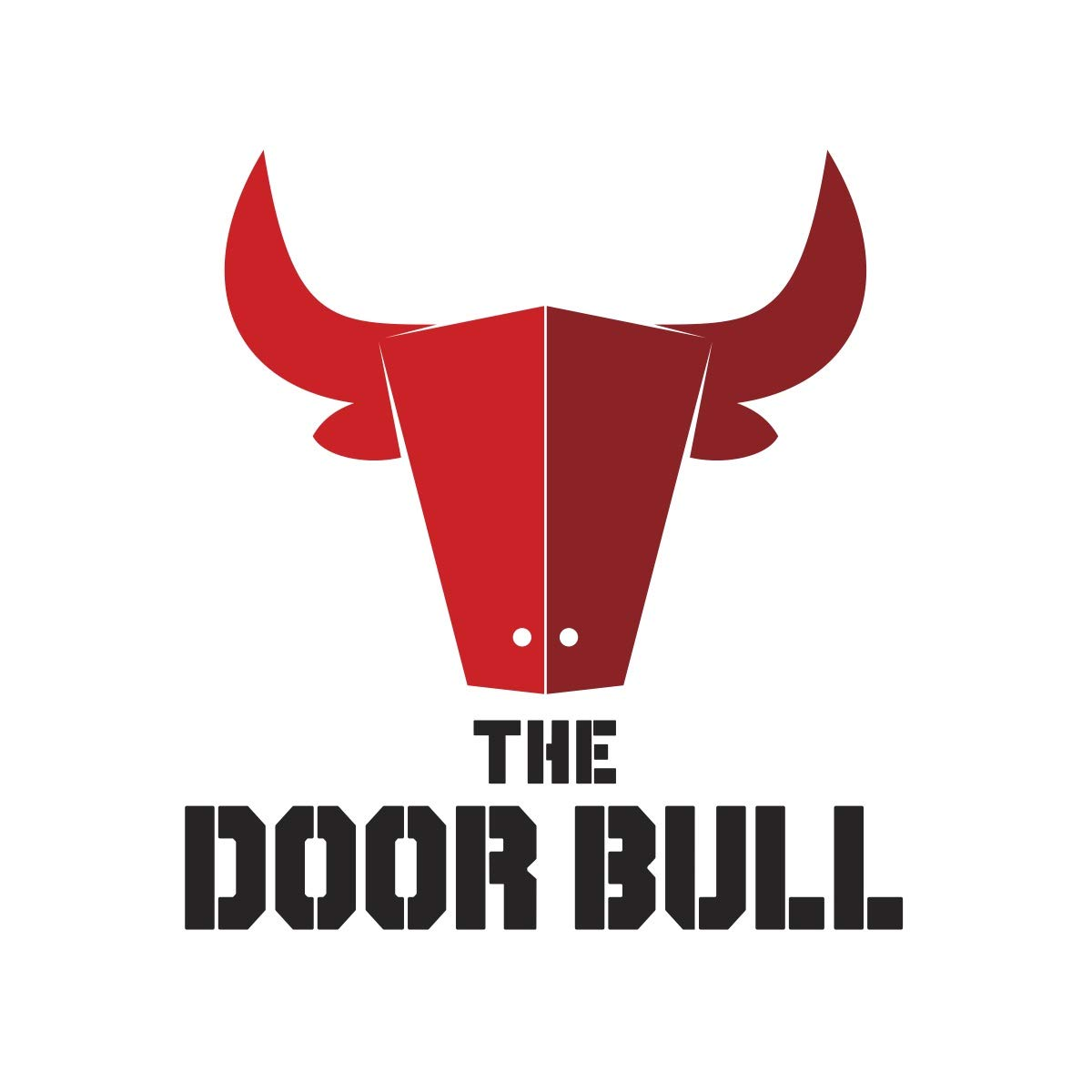 The Door Bull - Door Barricade Lock Out Security Device, Add Extra, High Security to Your Home - an Innovative Solution from The Law Enforcement Experts