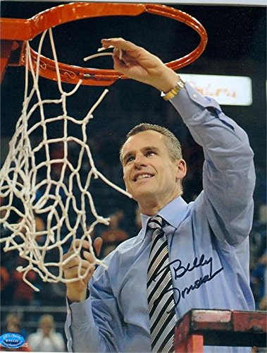 Autograph 222619 Florida Gators Basketball Ncaa Champions Coach 2006 2007 Image No. Sc2 Billy Donovan Autographed 8 x 10 in. Photo