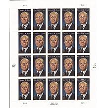 US Stamp - 2007 Gerald R. Ford - 20 Stamp Sheet - Scott #4199