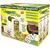 Veggetti-pro Table-top Spiral Vegetable Cutter