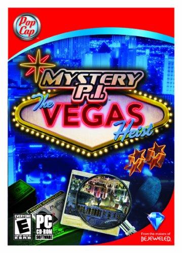 Mystery P.I.  Vegas Heist - PC ()