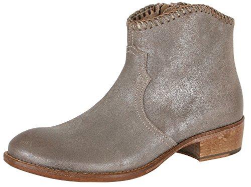 Femme Cenere Or Bottines metallic Jubilee 31325 Beige Et Bottes Momino Cowboy qvI77w