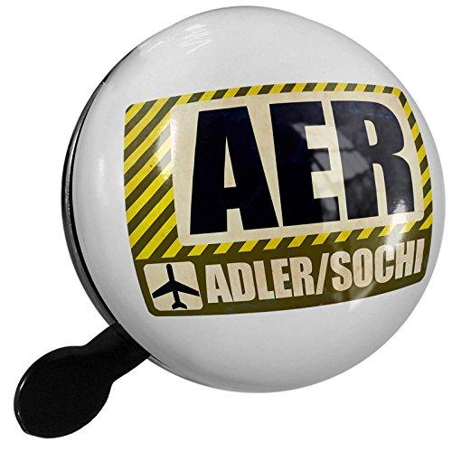 Adler Bells (Small Bike Bell Airportcode AER Adler/Sochi - NEONBLOND)