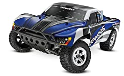 Traxxas 110 Slash 2wd Rtr With 2.4ghz Radio (No Battery), Blueblack