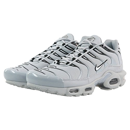 Nike Air MAX 95 NO SEW, Scarpe sportive, Uomo wolf grey-white black (852630-021)