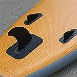 DIMPLEYA-Adulti-Bordo-Assemblaggio-SUP-Gonfiabile-Pieno-Appoggio-al-Bordo-Colore-Legno-Formato-335x81x15cmLegno335x81x15cm