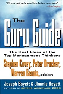 The Guru Guide to Marketing: A Concise Guide to the Best Ideas from