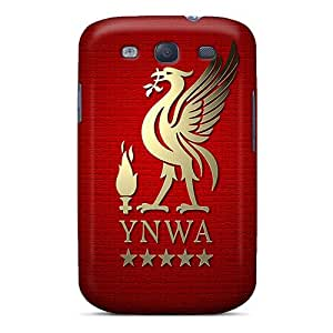 Samsung Galaxy S3 Ugi8316oQEG Support Personal Customs Realistic Liverpool Series Bumper Cell-phone Hard Covers -ChristopherWalsh