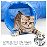 Cat-Tunnel-Toy-Collapsible-3-Way-Tube-for-Kitty-Exercise-Entertainment-and-Run-Like-Christmas-and-Catnip-for-Kittens-Best-Play-House-to-Help-Stop-Meowing-and-Scratching