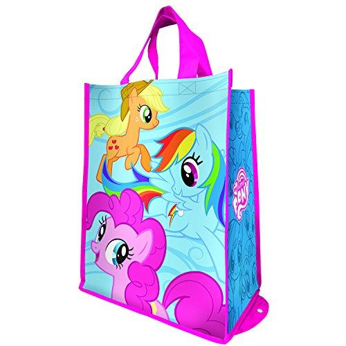Vandor 42076 My Little Pony Packable Shopper Tote, Multicolored