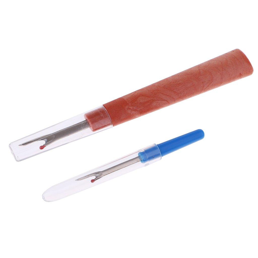 Jili Online 2 Pieces//Set Seam Ripper Stitch Picker Unpicker Sewing Craft Tool Thread Cutters