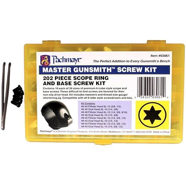 Kappa 450tnkitr Kit Screws