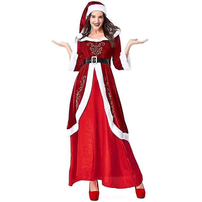 Amazon.com: ROZKITCH - Vestido de Navidad con cuello en V ...