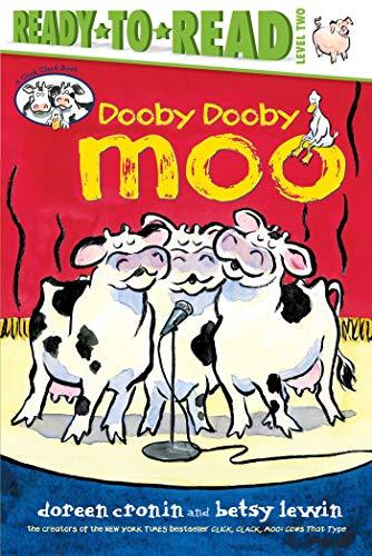 Dooby Dooby Moo/Ready-to-Read (A Click Clack - Clack Book Click Moo Board