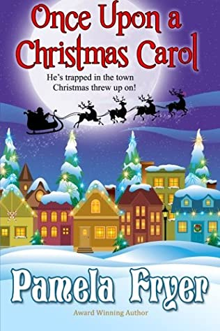 book cover of Once Upon a Christmas Carol