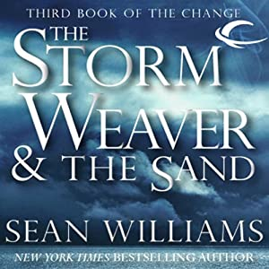 The Storm Weaver & The Sand Audiobook