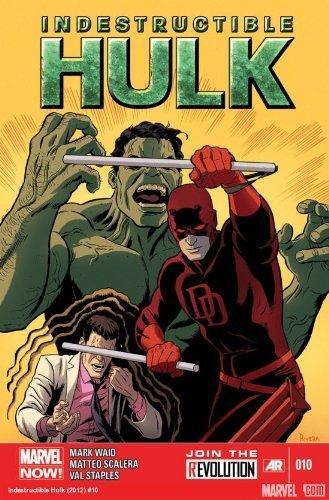 Indestructible Hulk #10 Now ebook