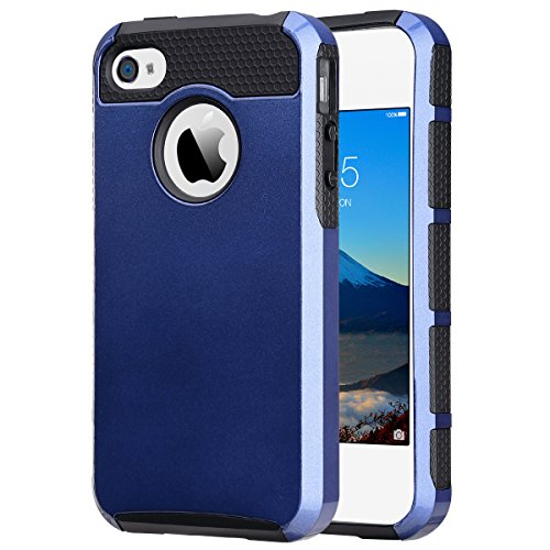 iphone 4s case blue - 3