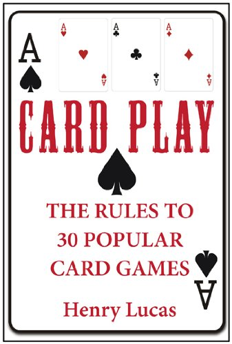 Hoyle Poker Rules - Card Play: The Rules to 30 Popular Card Games