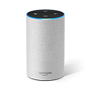amazon echo 2 generaci n altavoz inteligente con. Black Bedroom Furniture Sets. Home Design Ideas