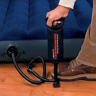 Intex 68612 - Hinchador de mano doble velocidad - 29 cm: Amazon.es ...