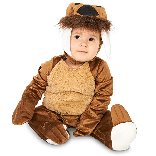 Zhangjiagang Leadtex Clothing Co, L Walrus Cub Infant Costume ()