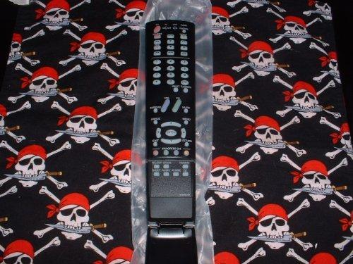 NEW Sharp Aquos LCD TV Remote Control GA669WJSA GA600WJSA Supplied with models: LC-32D64 LC-37D64 LC-C4254 LC-C6554U LC-32HT2 LC-32HT3 LC-37HT3 LC-42D64 LC-42HT3 LC-46D64 LC-52D64 LC-65D64 (Sharp Remote Aquos compare prices)