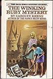 The Winking Ruby Mystery, Carolyn Keene, 0448090929