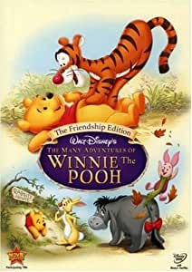 The Many Adventures of Winnie the Pooh (The Friendship Edition)
