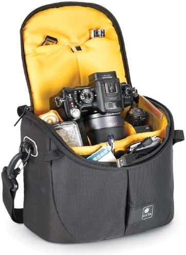 Cámara réflex digital bolsa de hombro | Compacto Cámara réflex digital funda con correa de bolsa de hombro de la cámara acolchada | Kata KT dl l 439