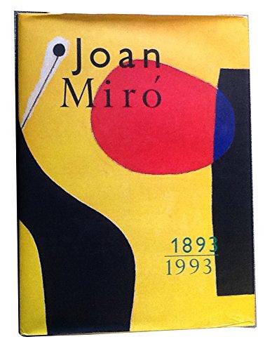 Joan Miro 1893 1993