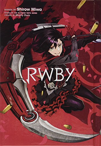 RWBY, Volume 1 (Turtleback School & Library Binding Edition) [Shirow Miwa - Rooster Teeth Productions] (Tapa Dura)