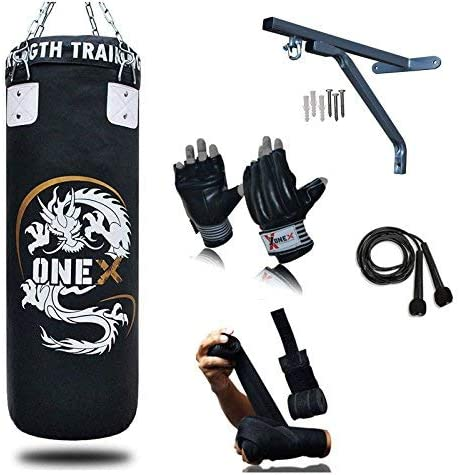 Onex Filled Heavy Punch Bag Buyer Build Set