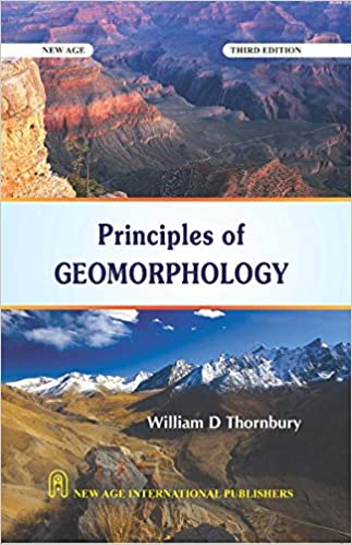 Principles Of Geomorphology Amazon Wd Thornbury Books