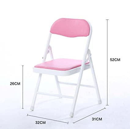 Peachy Amazon Com Onfly Childrens Folding Chair Stool Portable Inzonedesignstudio Interior Chair Design Inzonedesignstudiocom