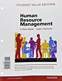 img - for Human Resource Management, Student Value Edition: (14th Edition) book / textbook / text book