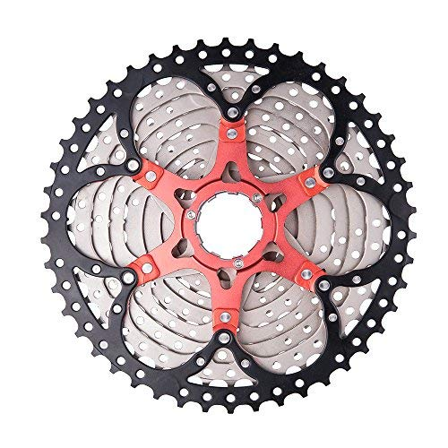 Ztto 10 Speed 11-46T Wide Ratio Cassette for Mountain Bikes by Ztto (Image #2)