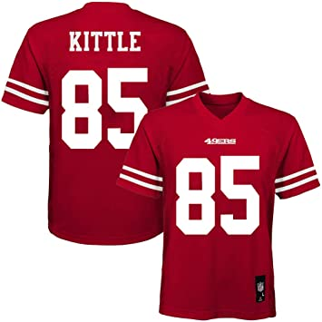 new product dbac5 af715 Amazon.com : Outerstuff George Kittle San Francisco 49ers ...