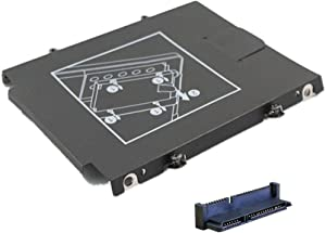 Hard Drive HDD SSD Connector + Caddy/Enclosure Bay For HP EliteBook Folio 9460M 9470M 9480M