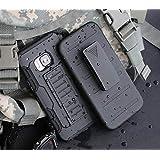 Cocomii Robot Belt Clip Holster HTC 10 Case, Slim Thin Matte Kickstand Swivel Belt Clip Holster Reinforced Drop Protection Fa