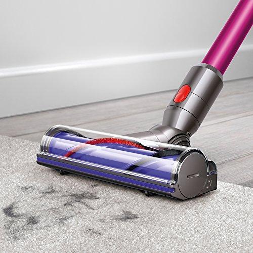 Dyson V7 Motorhead Cordless Stick Vacuum Cleaner, Fuchsia (227591-01)