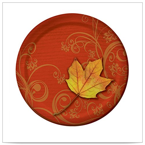 Autumn Gust 7 Inch Lunch Plates
