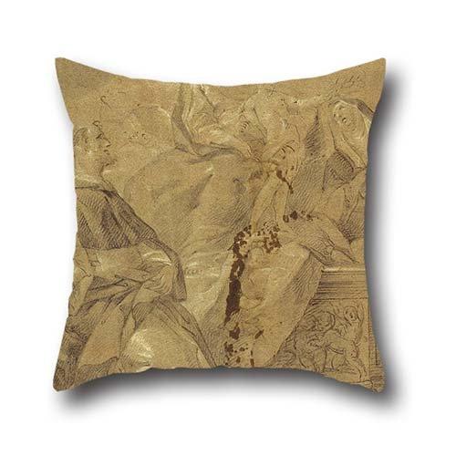 Fundas de almohada de pintura al óleo Corrado Giaquinto ...