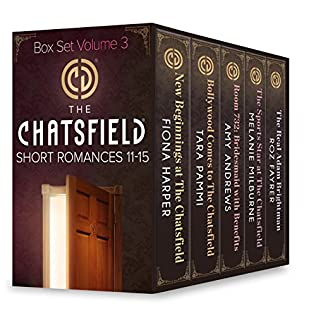 book cover of The Chatsfield Short Romances 11-15